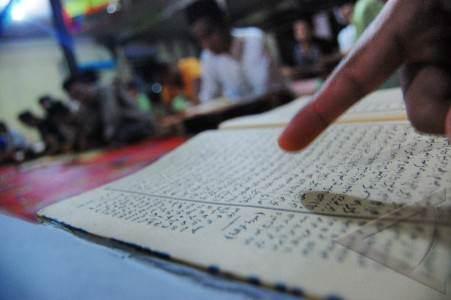 Mengenal Fikih Tematis dalam Kitab Mutun Asy-syarif Syaikhona Kholil