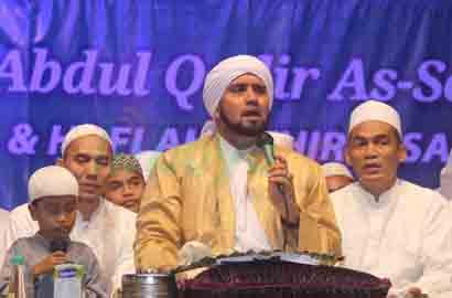 Nasehat Habib Syech untuk Santri Putri