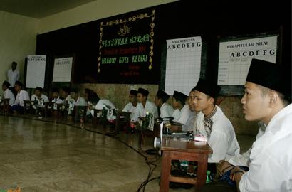 Festival Akbar Ponpes HM Lirboyo