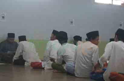 Bersua Juga dengan Muhafadzoh Akhirussanah