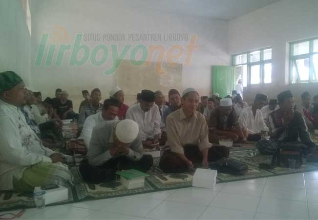 Silaturrohim Santri & Alumni Lirboyo Daerah Bondowoso