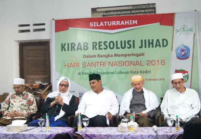 Maksud Kirab: Tumbuhkan Ghirah Resolusi Jihad