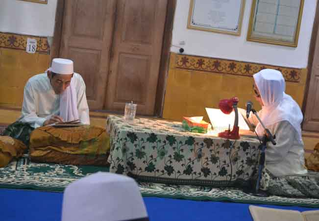Kamis Legi, Kirim Fatihah Untuk Korban Longsor Ponorogo