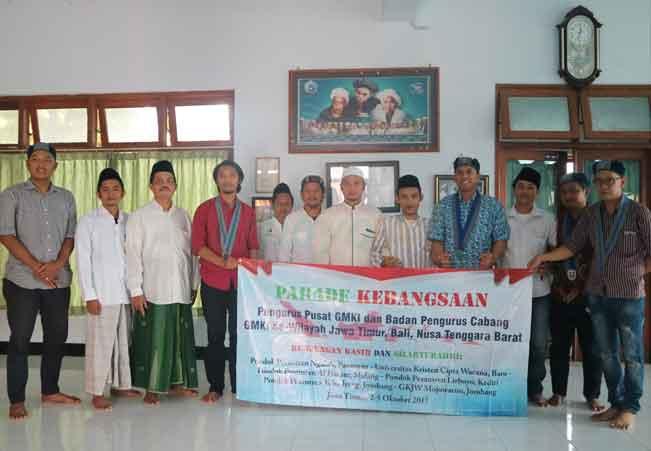 Dialog Kebangsaan bersama Mahasiswa Kristen