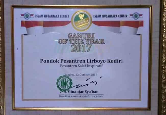 Lirboyo, Pesantren Salaf Inspiratif Indonesia