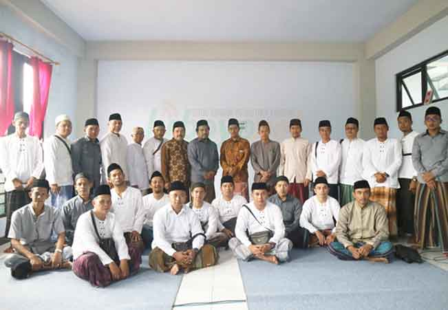 Kunjungan Ponpes Wasilatul Huda Bandung Dalam Balutan Study Banding
