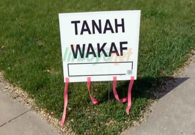 Wakaf Dalam Sorotan (Materi Bahtsul Masail FMPP XXXI Komisi A)