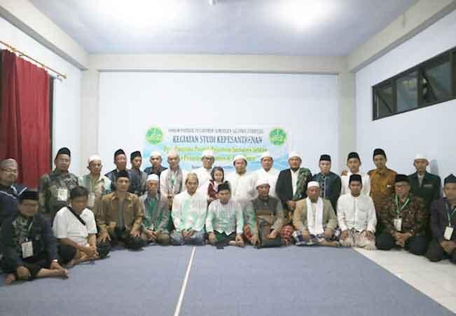 Kunjungan Forum Pondok Pesantren Sumatera Selatan (FORPESS)