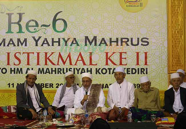 Peringatan Haul Ke-6 KH. Imam Yahya Mahrus