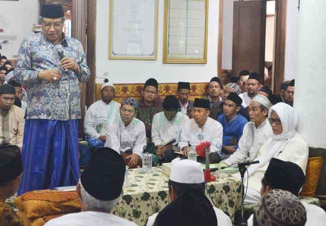 PBNU Mengutuk Keras Peledakan Tiga Bom Gereja di Surabaya