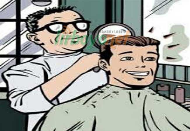 Tuhan dan Tukang Cukur