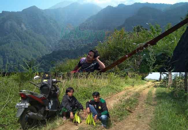 Khidmah di Hutan Belantara
