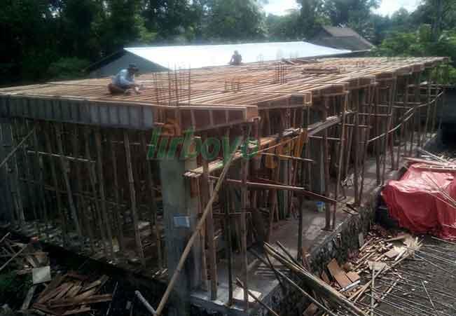 Pembangunan Cabang Pondok Pesantren Lirboyo Tanggung Blitar