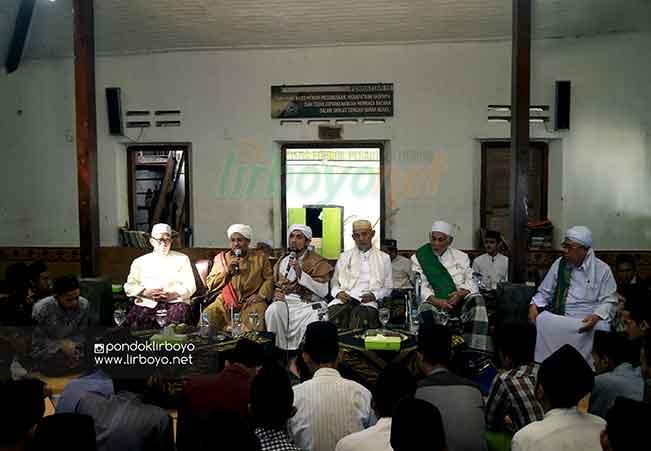 Habib Ali bin Hasan bin Zein Bilfagih Sambang Lirboyo