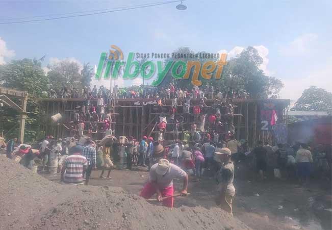 Pembangun Pondok Cabang Santren Kota Blitar
