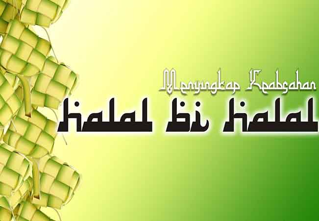 Menyingkap Keabsahan Halal Bi Halal