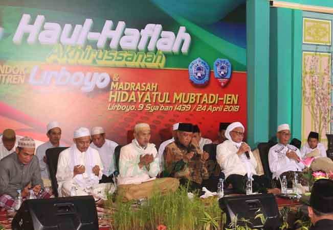 Haflah, Negara Berharap Santri Terus Bersumbangsih