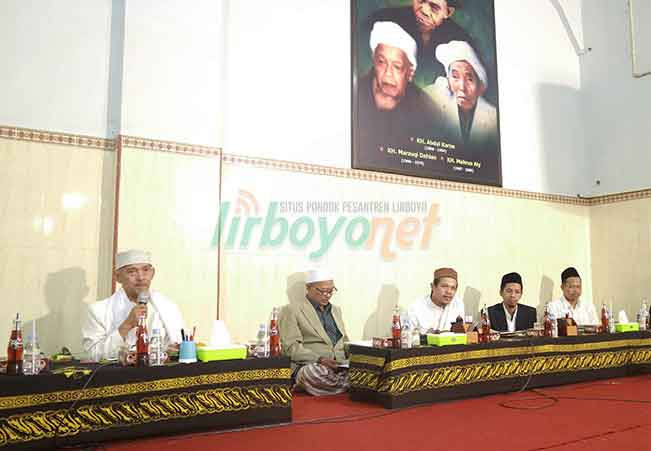 Halal Bi Halal Madrasah Hidayatul Mubtadi-ien