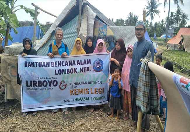HIMASAL Lombok Salurkan Bantuan Para Alumni