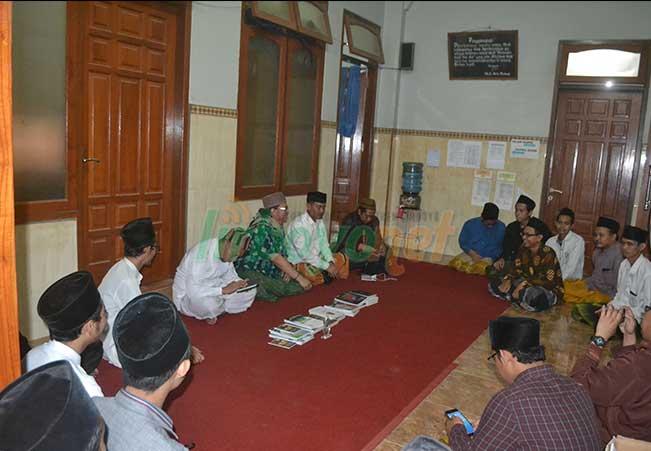 Silaturohim Dr. H. Nadirsyah Hosen