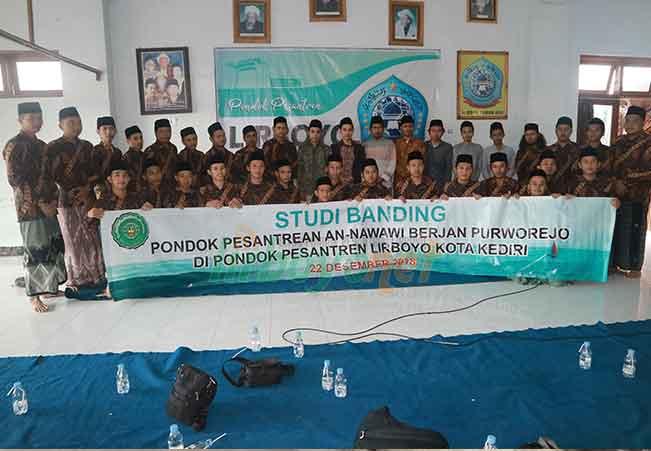 Studi Banding Pengurus & Pengajar Pondok Pesantren An-Nawawi