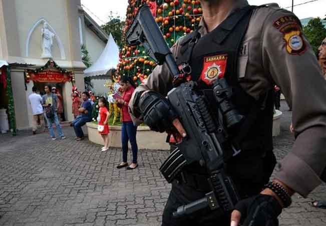 Hukum Menjaga Gereja Demi Stabilitas Keamanan