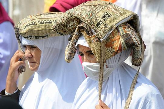 Hukum Masker dan Kacamata Bagi Ihram Wanita