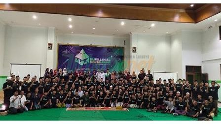 NU Millenial Digital Camp PWNU Jatim