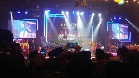 Launching Hari Santri