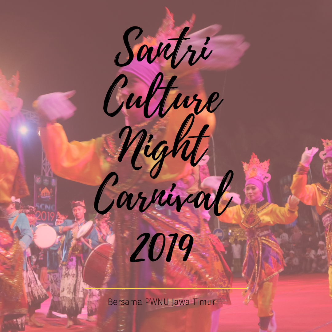 Santri Culture Night Carnival