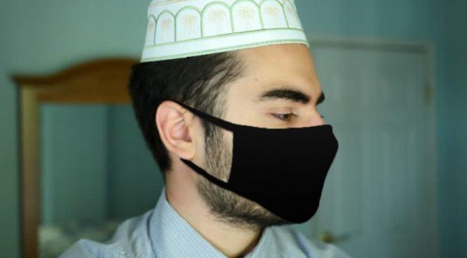 Hukum Salat Menggunakan Masker