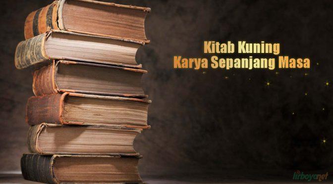 Kitab Kuning Karya Sepanjang Masa