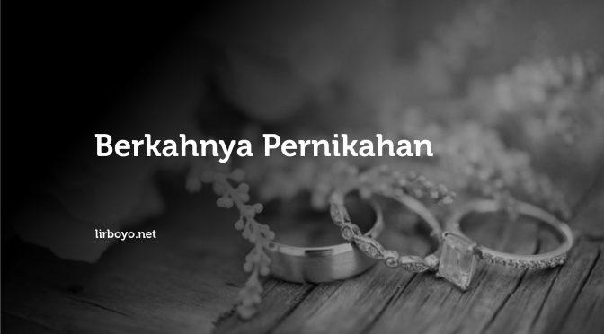 Berkah Pernikahan