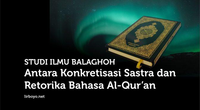 Studi Ilmu Balaghoh